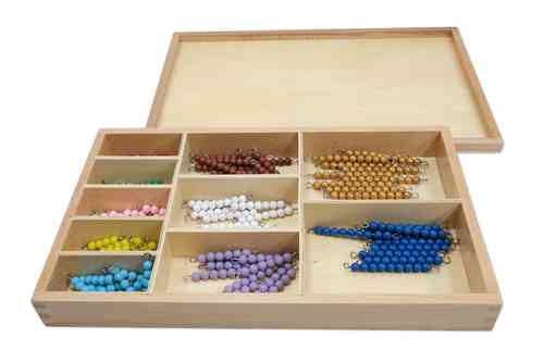 Bead Bar Box 1-10 10 each