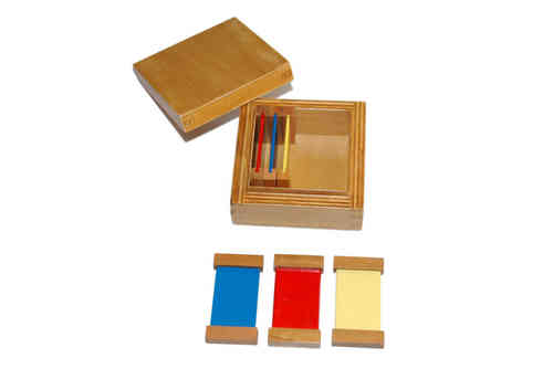 First Box of Colour Tablets - 3 Pairs