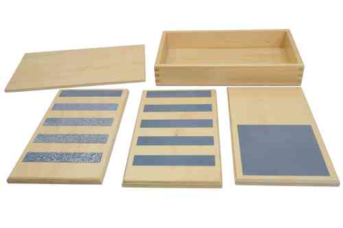 Rough & Smooth Boards in a Box