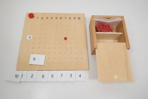 Multiplication Board Set (G-Print)